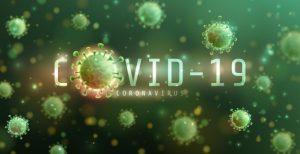 this is coronavirus impact on cryptocurrencies image